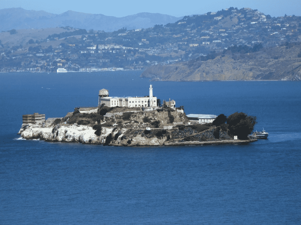 Alcatraz, The Rock (foto: Johannes Brenner)