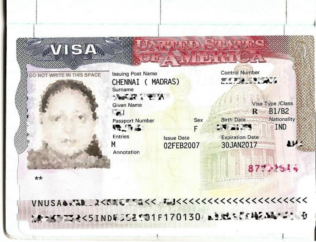 visum usa, visa usa