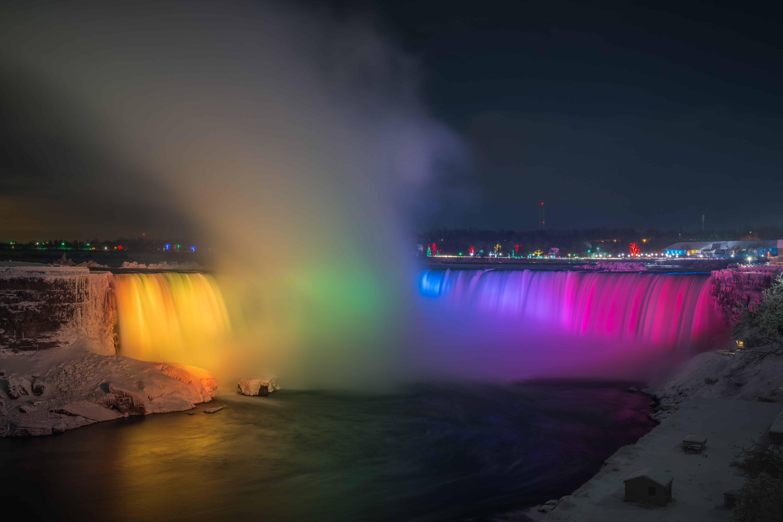 Niagara Falls – imponerende vandfald